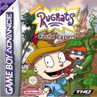 Rugrats Castle Capers Gameboy Advance