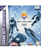 Salt Lake 2002 Olympic Winter Games Gameboy Advance