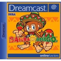 Samba Di Amigo with Game, Mat & Maracas Dreamcast