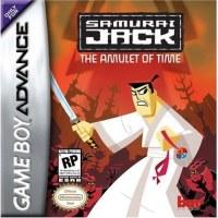Samurai Jack Gameboy Advance