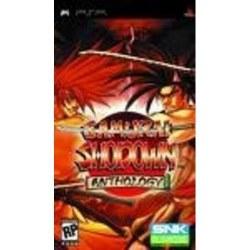 Samurai Shodown Anthology PSP