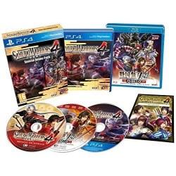 Samurai Warriors 4: Special...