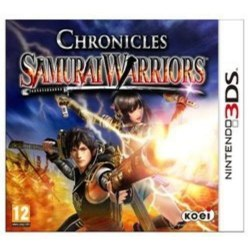 Samurai Warriors: Chronicles 3DS