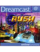 San Francisco Rush 2049 Dreamcast