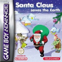 Santa Claus Saves the Earth Gameboy Advance