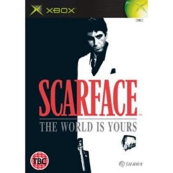 Scarface The World Is Yours Xbox Original
