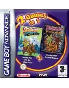 Scooby Doo Cyber Chase & Mystery Mayhem Gameboy Advance