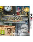 Secret Mysteries in London 3DS