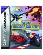 Sega Arcade Gallery Gameboy Advance