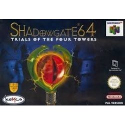 ShadowGate 64 Trials Of The Four N64