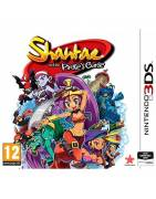 Shantae and the Pirates Curse 3DS