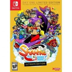 Shantae Half-Genie Hero...