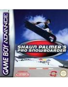 Shaun Palmer's Pro Snowboarder Gameboy Advance