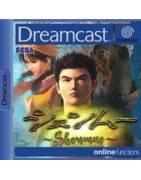 Shenmue Dreamcast