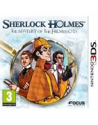 Sherlock Holmes and the Mystery of the Frozen City 3DS