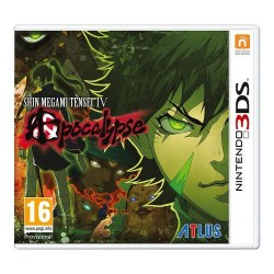 Shin Megami Tensei IV:...