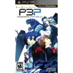 Shin Megami Tensei Persona 3 PSP