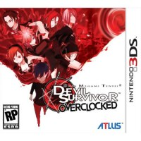 Shin Megami Tensei Devil Overclocked 3DS