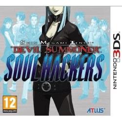 Shin Megami Tensei Devil Summoner Soul Hackers 3DS