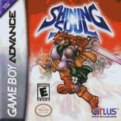 Shining Soul Gameboy Advance