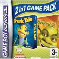 Shrek 2 & Shark Tale: 2 in...