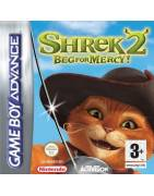 Shrek 2 Beg For Mercy Gameboy Advance