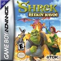 Shrek Reekin' Havoc Gameboy Advance