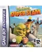 Shrek Super Slam Gameboy Advance