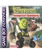 Shrek Swamp Kart Speedway Gameboy Advance
