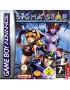 Sigma Star Saga Gameboy Advance