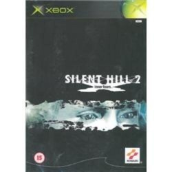 Silent Hill 2 Inner Fears Xbox Original