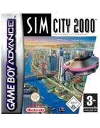 Sim City 2000 Gameboy Advance