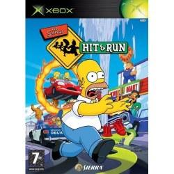 Simpsons Hit & Run Xbox Original