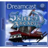 Skies of Arcadia Dreamcast