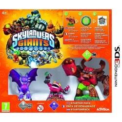 Skylanders: Giants Starter Pack 3DS