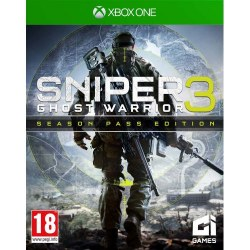 Sniper: Ghost Warrior 3...