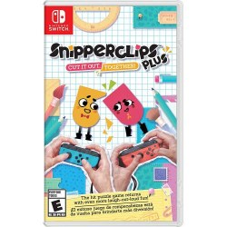 Snipperclips: Cut it Out,...