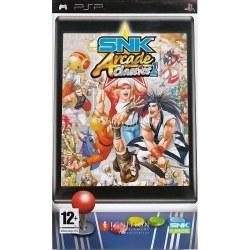 SNK Arcade Classics Vol 1 PSP