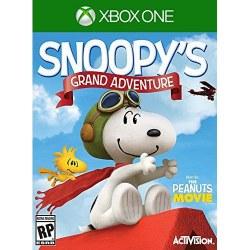 Snoopys Grand Adventure The...