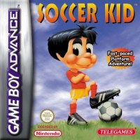Soccer Kid Gameboy Advance