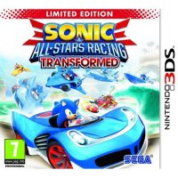 Sonic & All Stars Racing Transformed 3DS