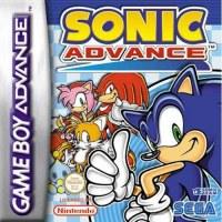 Sonic Advance Gameboy Advance