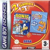Sonic Advance & Chu Chu Rocket Pack Gameboy Advance