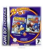 Sonic Advance & Sonic Battle Gameboy Advance