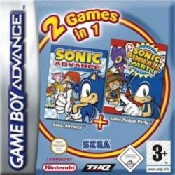 Sonic Advance and Pinball...