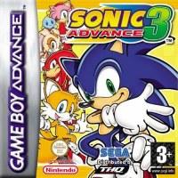 Sonic Advance 3 Gameboy Advance