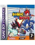 Sonic Battle Gameboy Advance