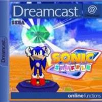 Sonic Shuffle Dreamcast