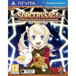 Sorcery Saga: Curse of the...