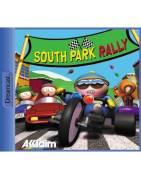 South Park Rally Dreamcast